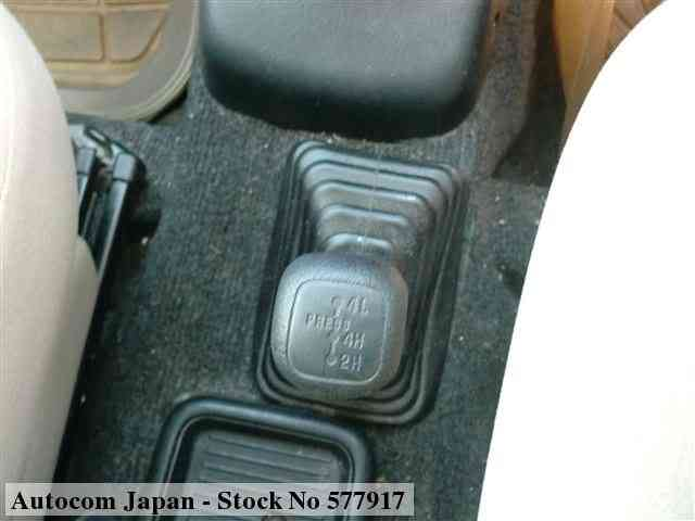 STOCK No.577917 MITSUBISHI PAJERO MINI Image13