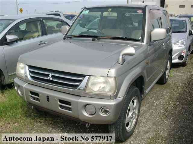 STOCK No.577917 MITSUBISHI PAJERO MINI Image15
