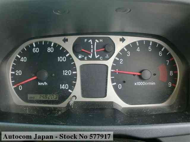STOCK No.577917 MITSUBISHI PAJERO MINI Image17