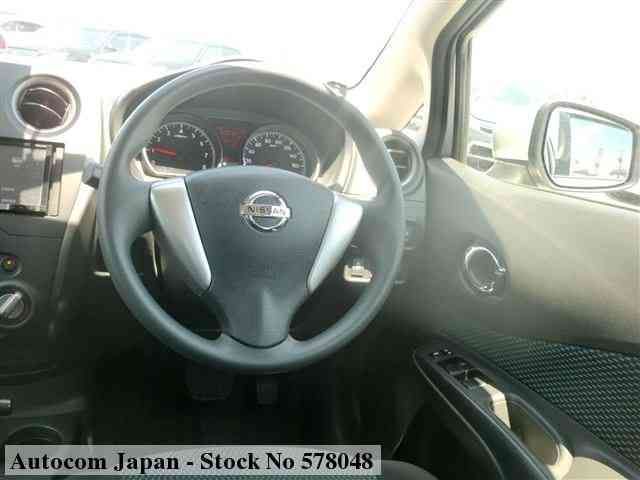 STOCK No.578048 NISSAN NOTE Image3