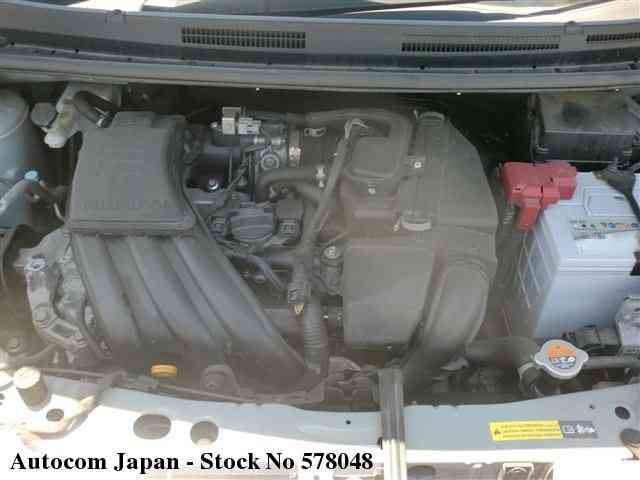 STOCK No.578048 NISSAN NOTE Image5