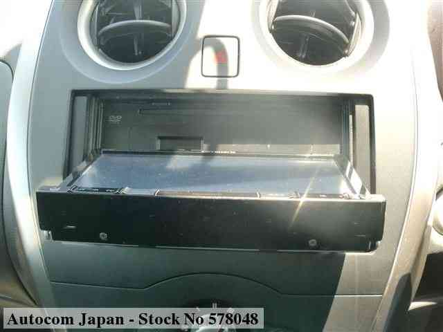STOCK No.578048 NISSAN NOTE Image7