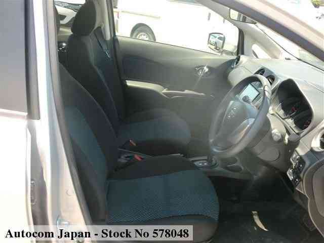 STOCK No.578048 NISSAN NOTE Image8