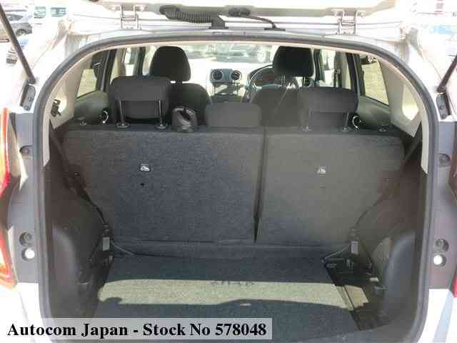 STOCK No.578048 NISSAN NOTE Image9
