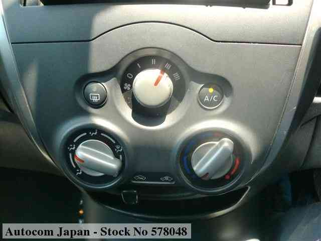 STOCK No.578048 NISSAN NOTE Image13