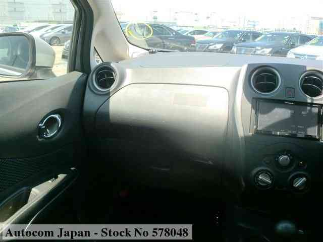 STOCK No.578048 NISSAN NOTE Image17