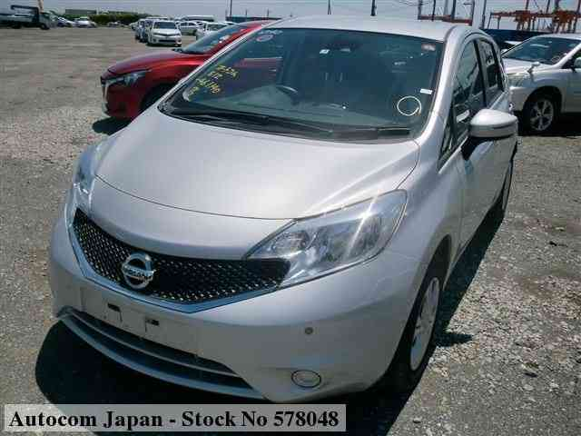 STOCK No.578048 NISSAN NOTE Image18