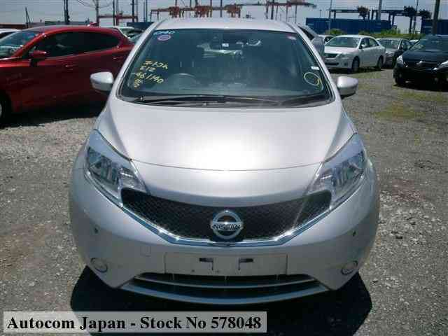STOCK No.578048 NISSAN NOTE Image20