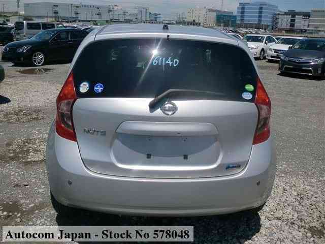 STOCK No.578048 NISSAN NOTE Image21