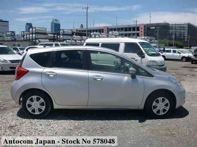 STOCK No.578048 NISSAN NOTE Image22