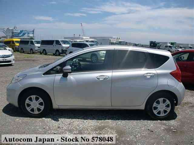 STOCK No.578048 NISSAN NOTE Image23