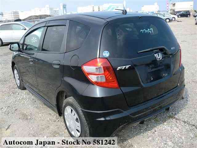 STOCK No.581242 HONDA FIT Image2