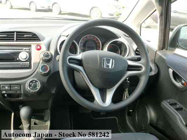 STOCK No.581242 HONDA FIT Image3