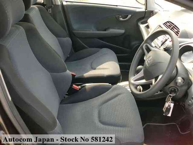 STOCK No.581242 HONDA FIT Image7