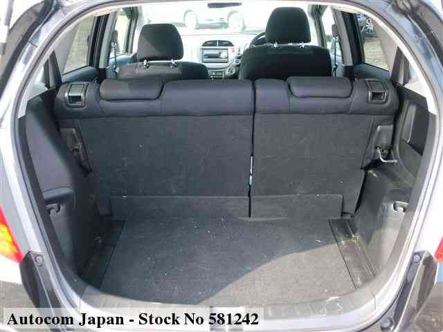 STOCK No.581242 HONDA FIT Image8
