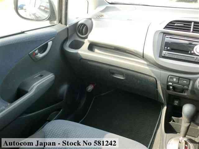 STOCK No.581242 HONDA FIT Image16