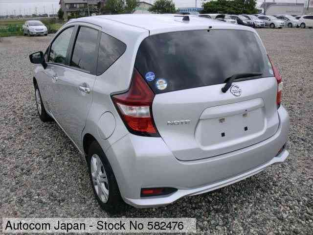 STOCK No.582476 NISSAN NOTE Image2