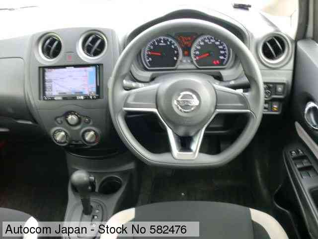 STOCK No.582476 NISSAN NOTE Image3