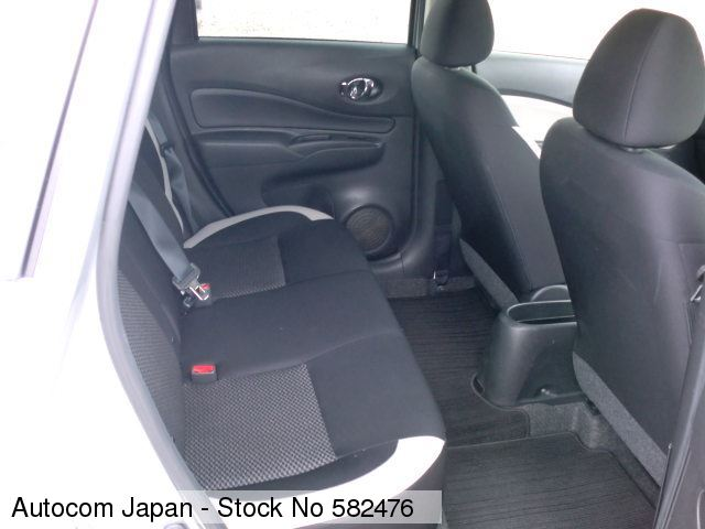 STOCK No.582476 NISSAN NOTE Image4