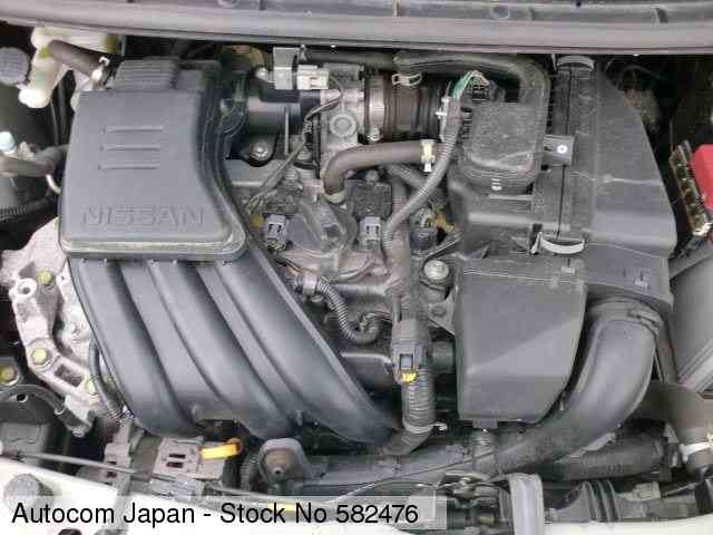 STOCK No.582476 NISSAN NOTE Image5