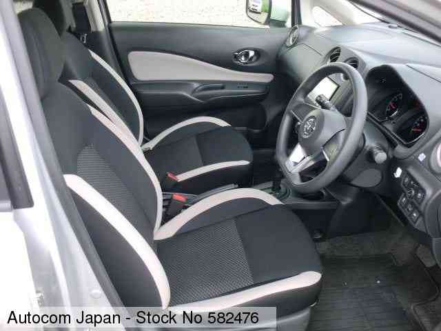 STOCK No.582476 NISSAN NOTE Image8