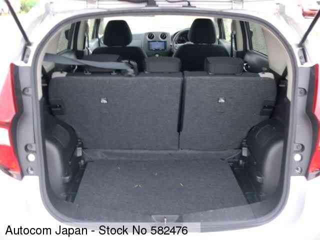 STOCK No.582476 NISSAN NOTE Image9