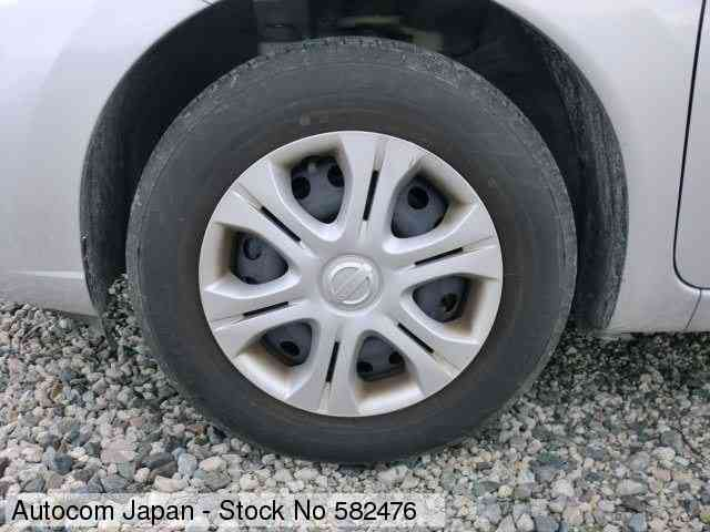 STOCK No.582476 NISSAN NOTE Image10