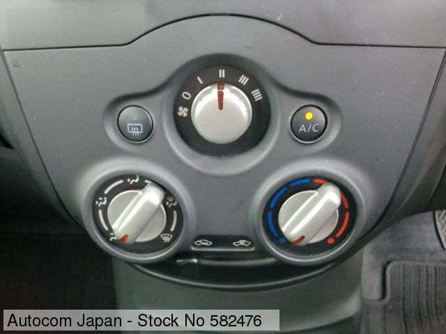 STOCK No.582476 NISSAN NOTE Image12