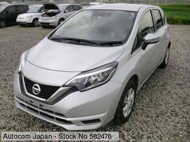 STOCK No.582476 NISSAN NOTE Image17