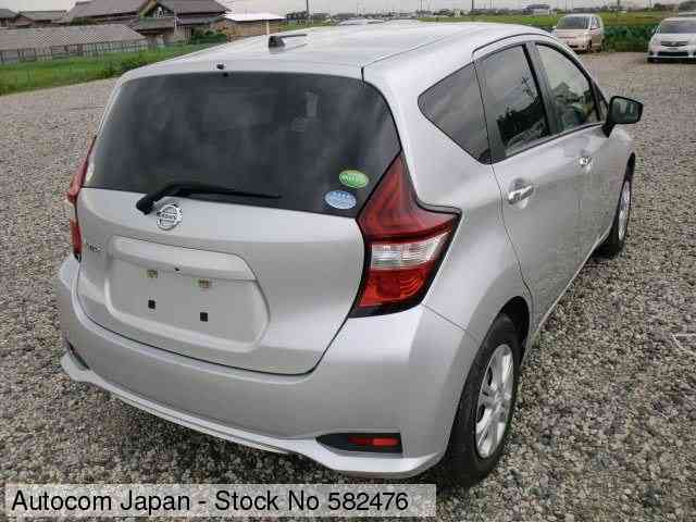 STOCK No.582476 NISSAN NOTE Image18