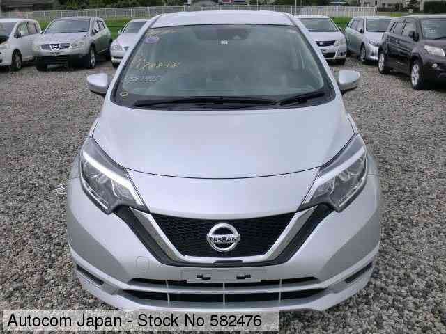 STOCK No.582476 NISSAN NOTE Image19