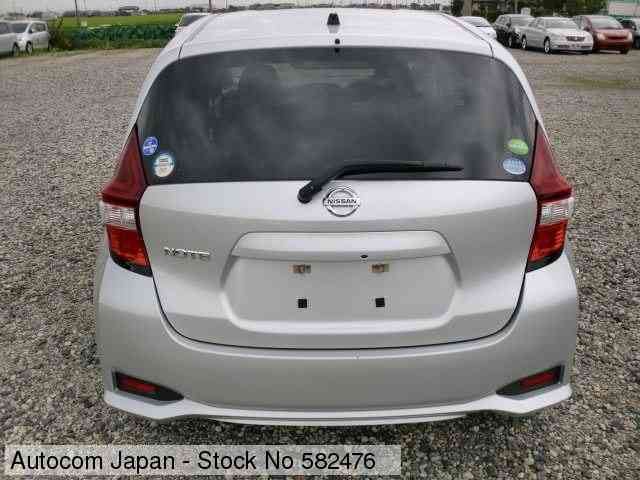 STOCK No.582476 NISSAN NOTE Image20