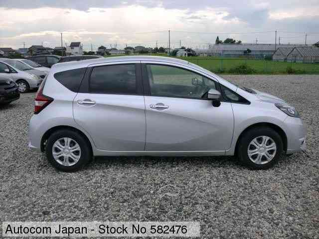 STOCK No.582476 NISSAN NOTE Image21