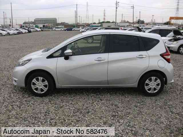 STOCK No.582476 NISSAN NOTE Image22