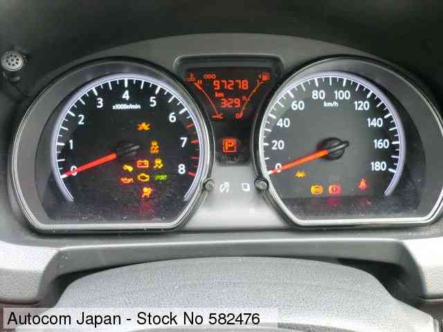 STOCK No.582476 NISSAN NOTE Image24