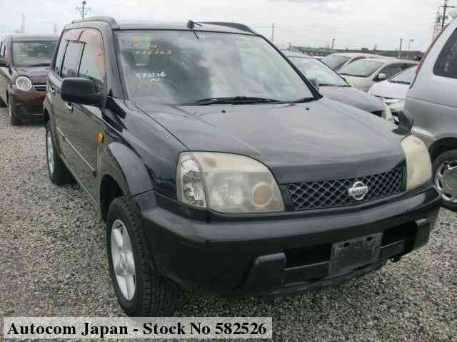 STOCK No.582526 NISSAN X-TRAIL Image1
