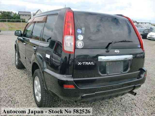 STOCK No.582526 NISSAN X-TRAIL Image2