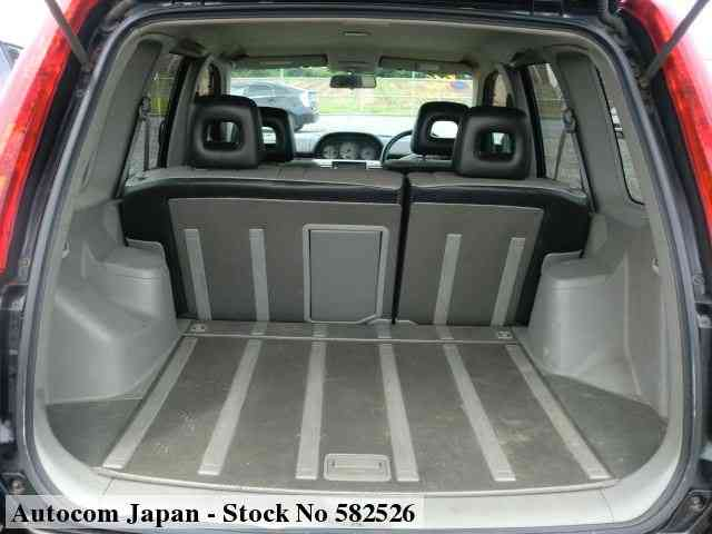 STOCK No.582526 NISSAN X-TRAIL Image8