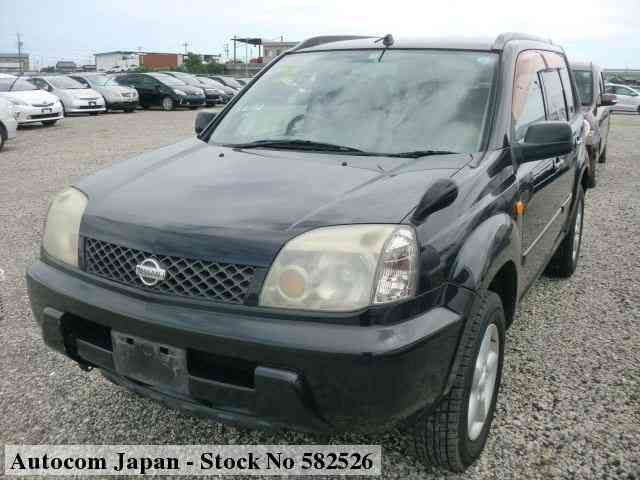 STOCK No.582526 NISSAN X-TRAIL Image15
