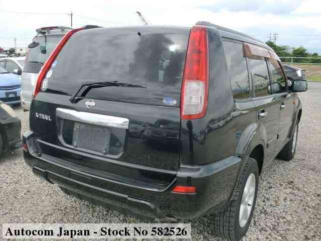 STOCK No.582526 NISSAN X-TRAIL Image16