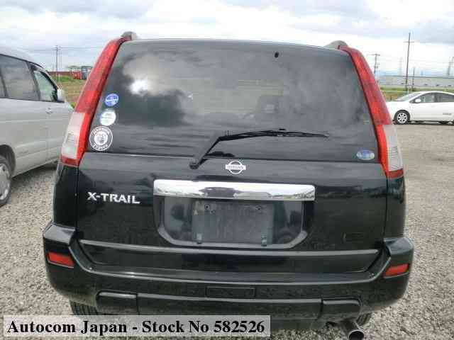 STOCK No.582526 NISSAN X-TRAIL Image18