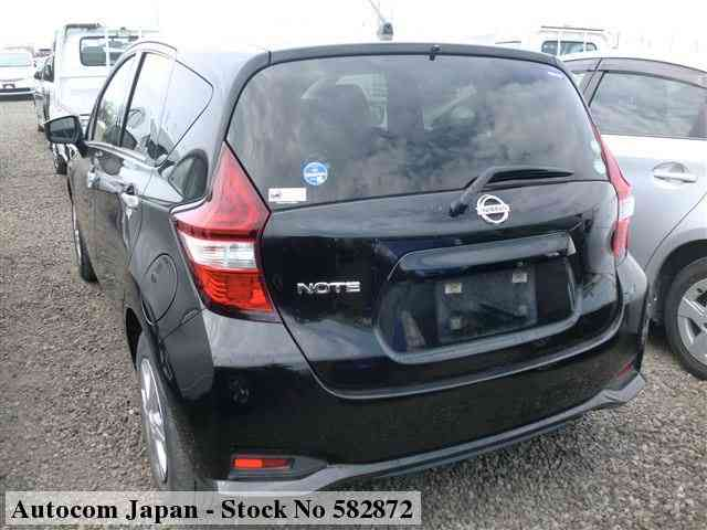 STOCK No.582872 NISSAN NOTE Image2