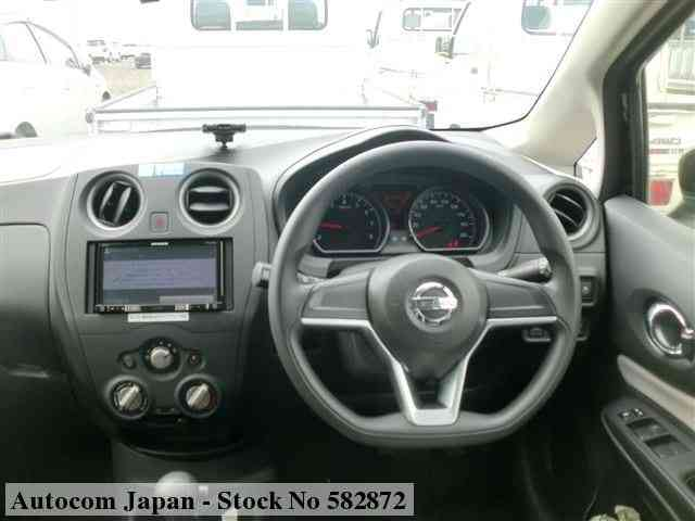 STOCK No.582872 NISSAN NOTE Image3