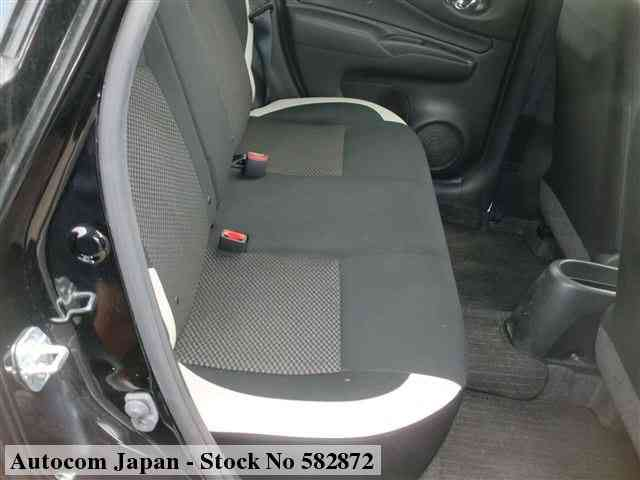 STOCK No.582872 NISSAN NOTE Image4