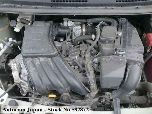 STOCK No.582872 NISSAN NOTE Image5