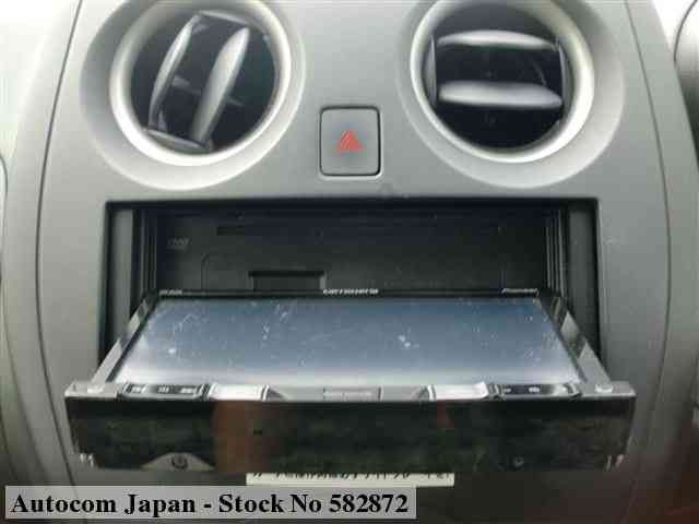 STOCK No.582872 NISSAN NOTE Image7