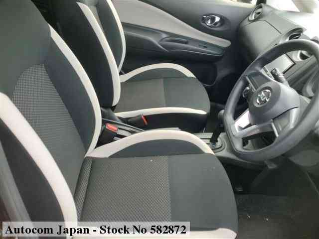 STOCK No.582872 NISSAN NOTE Image8