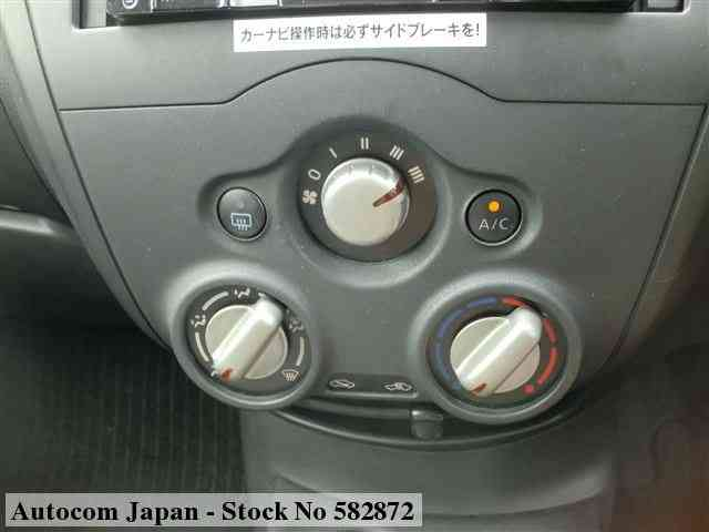 STOCK No.582872 NISSAN NOTE Image13