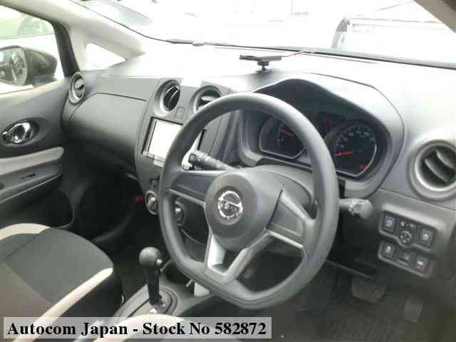 STOCK No.582872 NISSAN NOTE Image14