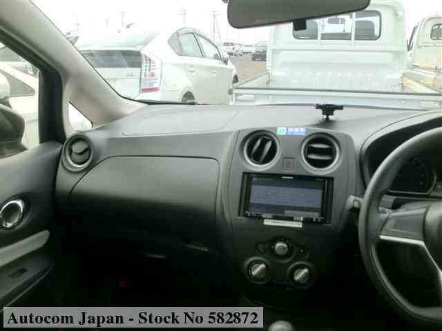 STOCK No.582872 NISSAN NOTE Image15